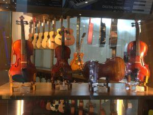 Handmade Violins