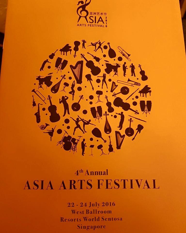4th Annual Asia Arts Festival