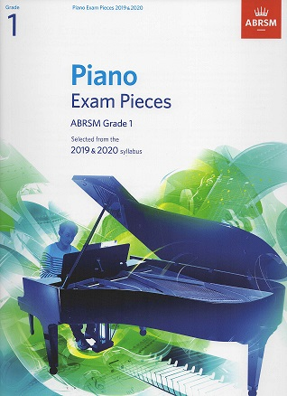 ABRSM Selected Piano Examination Pieces 2019-2020 Grade 1 (Book Only)
