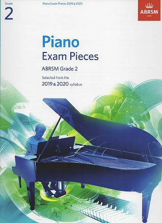 ABRSM Selected Piano Examination Pieces 2019-2020 Grade 2 (Book Only)