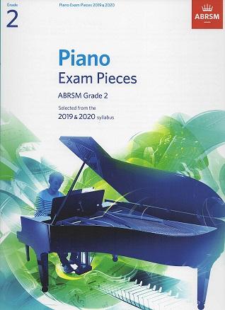 ABRSM Selected Piano Examination Pieces 2019-2020 Grade 2 (Book Only)