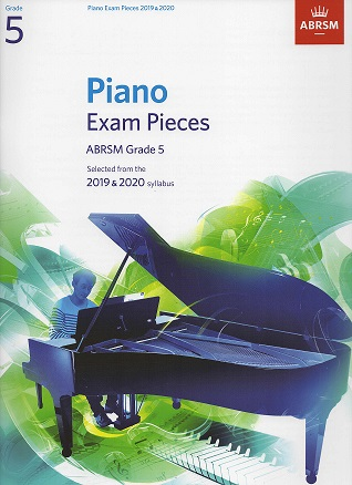 ABRSM Selected Piano Examination Pieces 2019-2020 Grade 5 (Book Only)